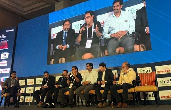 Retail Technology Conclave , 2018
