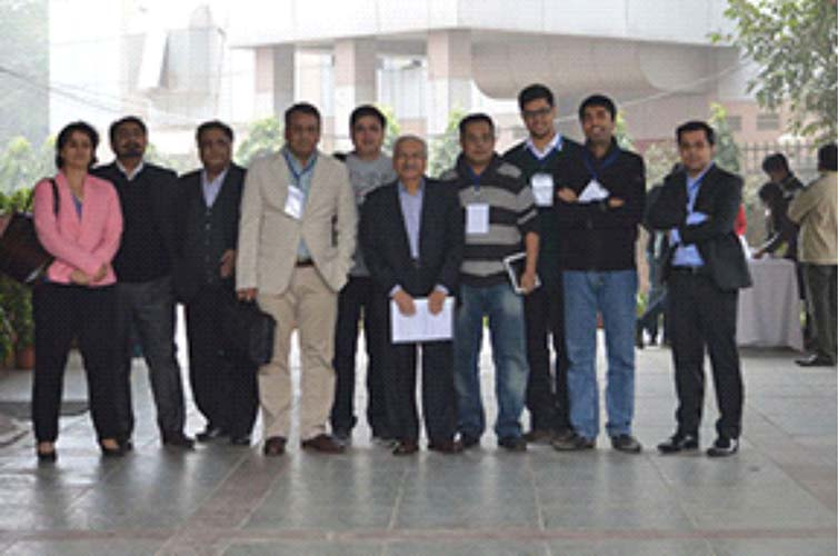 e-Merge : Amphitheatre of International Mangement Institute, New Delhi