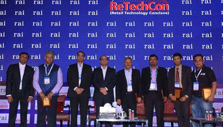 Atom at Retail Technology Conclave 2017, Mumbai